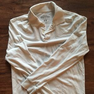 Aeropostale Shirts - Aeropostal long sleeve polo